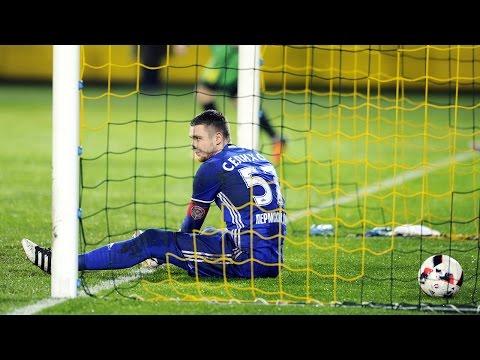 «Анжи» 3 — 1 «Амкар»