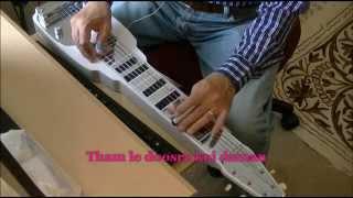 download lagu Babuji Dheere Chalna Aar Paar Instrumental Lapsteel Guitar Cover gratis