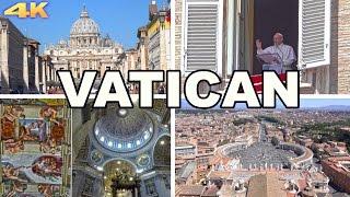 VATICAN - VATICAN CITY 2017 4K
