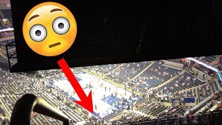 The WORST Seats in the NBA!!