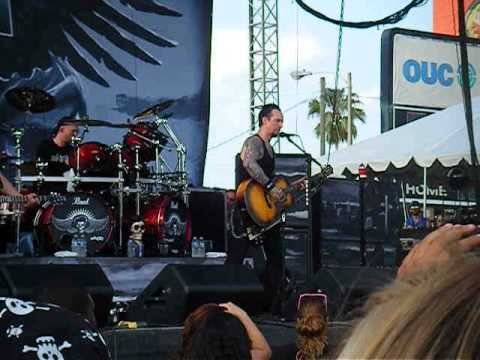 """Volbeat - """"Ring Of Fire"""" (Johnny Cash Cover, Live)"""