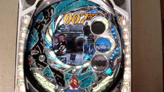 James Bond 007 Pachinko