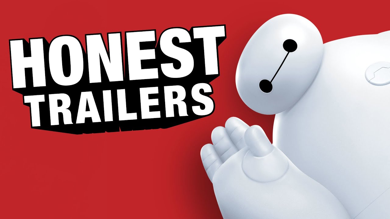 [Time To Take An Honest Look At Big Hero 6] Video