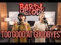 Lagu Sam Smith - Too Good At Goodbyes || Bars and Melody COVER