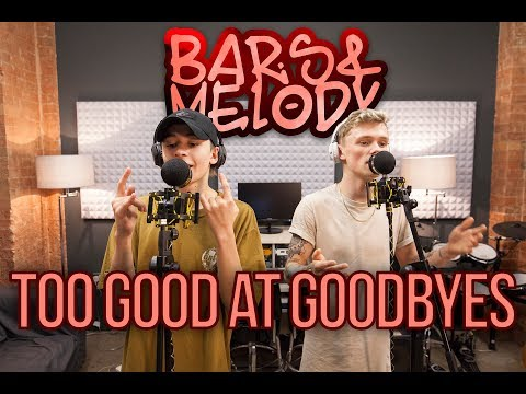 Sam Smith - Too Good At Goodbyes || Bars and Melody COVER