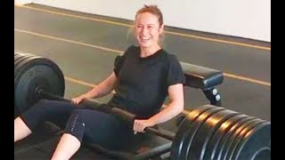 Training For Captain Marvel | Brie Larson