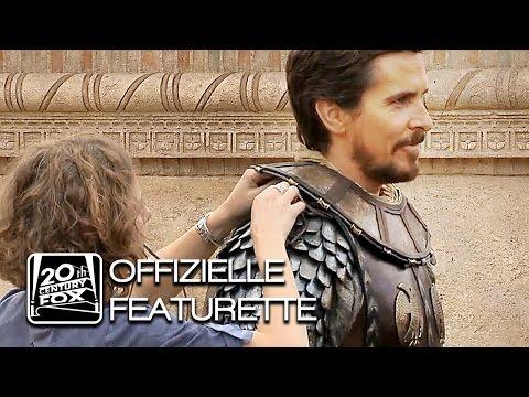 Exodus: Götter und Könige | Kostümdesign | Featurette Deutsch HD