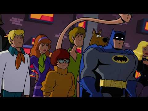 Scooby Doo & Batman - The Brave And The Bold - Trailer