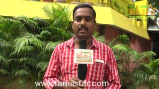 Mageshwaran At Meera Jaakirathai Movie Team Interview