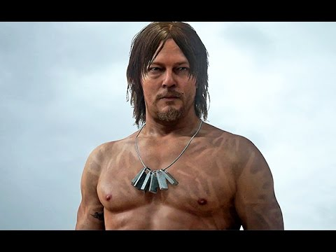 Death Stranding - Reveal Trailer (E3 2016) Norman Reedus Hideo Kojima