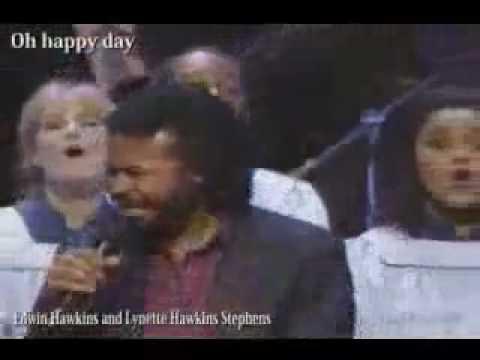Oh Happy Day-Edwin Hawkins Singers
