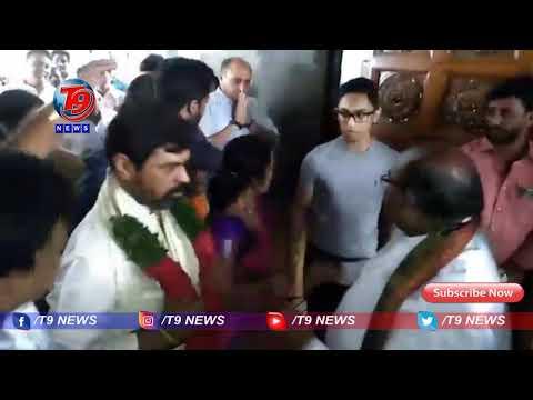 ప్రజలు బాగుండాలని కాళహసీశ్వరున్ని దర్శించుకున్న CM  RAMESH | T9 NEWS