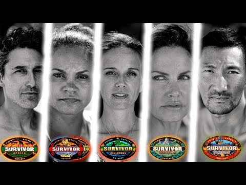 The Road to Victory for Every Winner on Survivor: Winners at War - Part 1