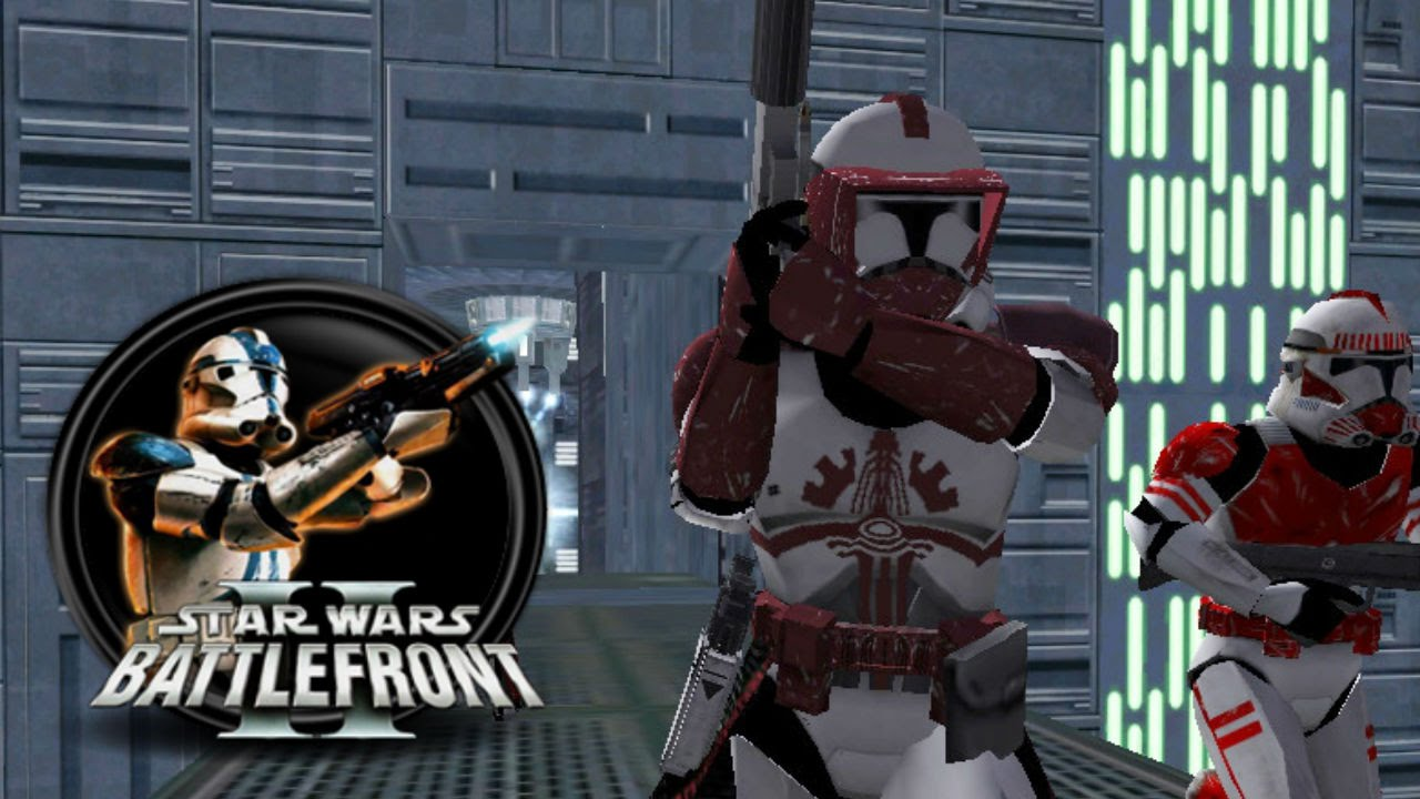 Star Wars Battlefront Clone Wars Star Wars Battlefront ii Mods