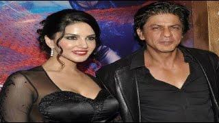 Download সানি লিওনের সাথে সারা রাত কাটালেন শাহরুখ খান || Sunny Leone with Shahrukh Khan 3Gp Mp4