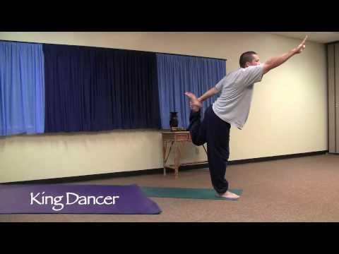 Online Yoga Lesson 3 of 6 with Charles Lohman