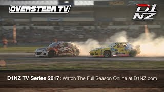 D1NZ Drifting TV Series 2017: Andrew Redward VS Beau Yates // Full Season Online at D1NZ.com