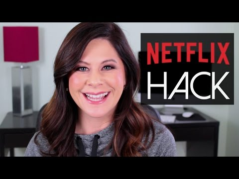 Netflix Hack Reveals Hidden Categories