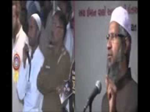Dr Zakir Naik Urdu Gujrat Police Man Questions About Sects In Muslims 2012 Hi 47750 3gp video