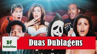 Todo Mundo em Pânico (Scary Movie) - Duas Dublagens (DVD/ VHS/ Televisão | Netflix/ TV Paga)