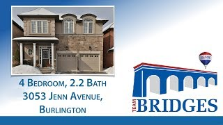 Jenn Avenue   Team Bridges   Burlington Real Estate
