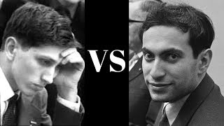Amazing Chess Game : Bobby Fischer vs Mikhail Tal - 1959 - Sicilian Defence - Najdorf (B90)