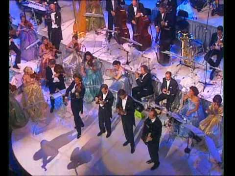 Andre Rieu & Sirtaki Zorba Dance in Royal Albert Hall