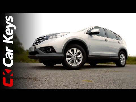 Honda CR-V review 2013