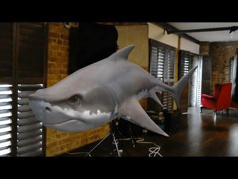 Microsoft HoloLens Review. mind blowing Augmented Reality!