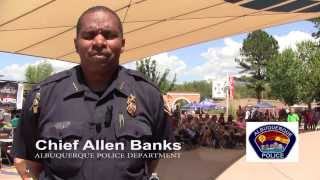 Albuquerque Police Department 2013 Kutz 4 Kidz - Dream Big - Fire And Police Videos