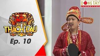 TIỀN KIẾP TÌNH TRUYỆN | KỲ TÀI THÁCH ĐẤU TẬP 10 FULL HD (20/11/2016)