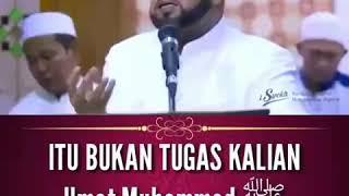 pesan untuk umat islam dari Al Habib Syech Abdul Qodir Assegaf