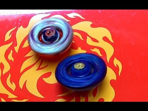 Beyblade Shogun Steel SS-01 Samurai Ifrit W145CF Battle Series 1  Vs Pirate Orochi 145D