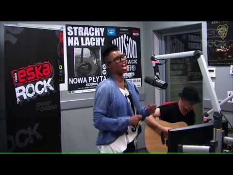 "Eska ROCK - Skunk Anansie ""I Believed In You"" na żywo"