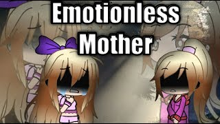 Emotionless Mother| GachaVerse Mini Movie| PETAL HEART|