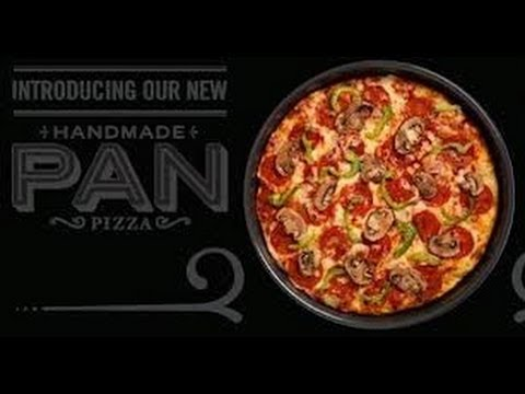 Domino's NEW Pan Pizza Review