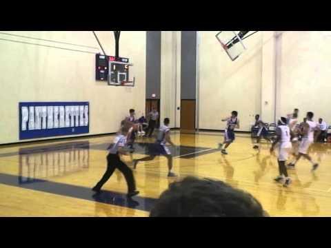 Anthony Ruiz - 2014 Summer AAU Highlights