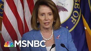 Why Are Democrats Attacking Nancy Pelosi? | AM Joy | MSNBC