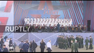 LIVE Russian Army Expo 2016 opening ceremony