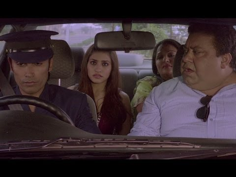 Vickrant Mahajan Is A Bad Driver - Challo Driver