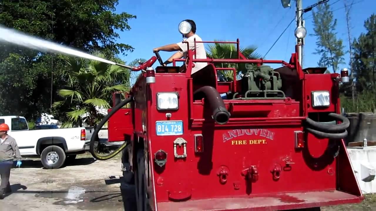 Truck Photo Shoot a Half Fire Truck Shoots