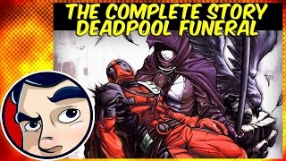 "Deadpool ""When Thanos Cursed Deadpool With Life"" - Complete Story"