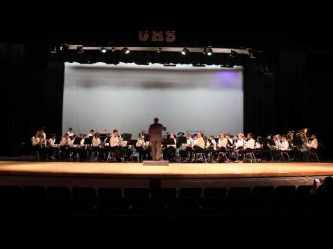 Elkins Pointe Middle School Symphonic Band 2 -- Tampa, FL 2014