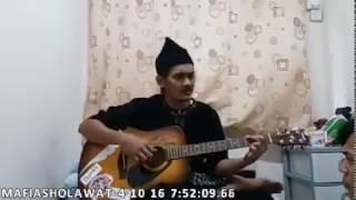 TUM HI HO Gus Ali Gondrong Versi Sholawat Nyes Di Hati