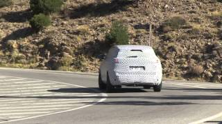 2017 Peugeot 3008 spied in motion