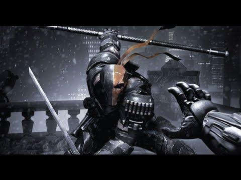 Обзор фигурки Deathstroke