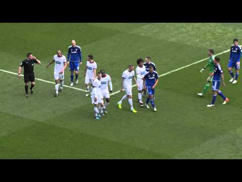 MAHER RED CARD v CARDIFF CITY