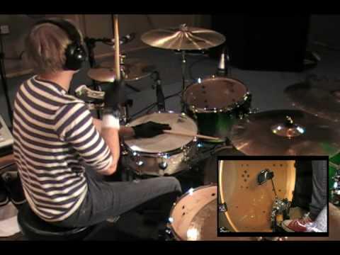 Silverchair - Drum COVER - Tomorrow - Pauly