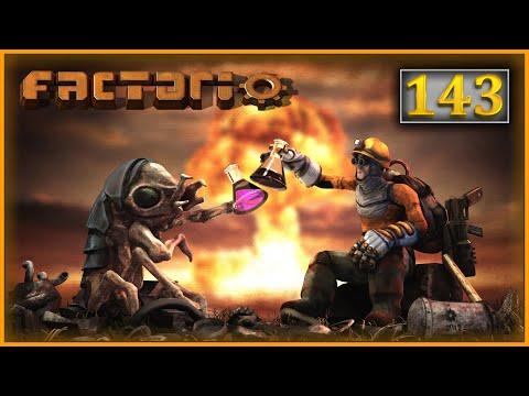 Factorio #143 - Zeit für Geschichten