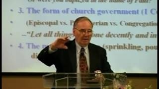 The Error of Fundamentalism: Separating Over Non Essential Doctrines - Norman Geisler